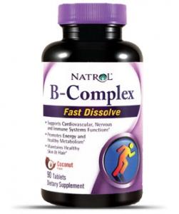 B-Compleks vitamini za žvakanje