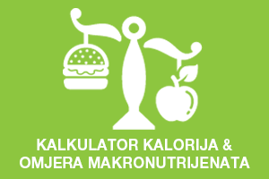 Macronutrient kalkulator