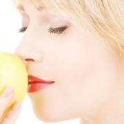 Nice apple