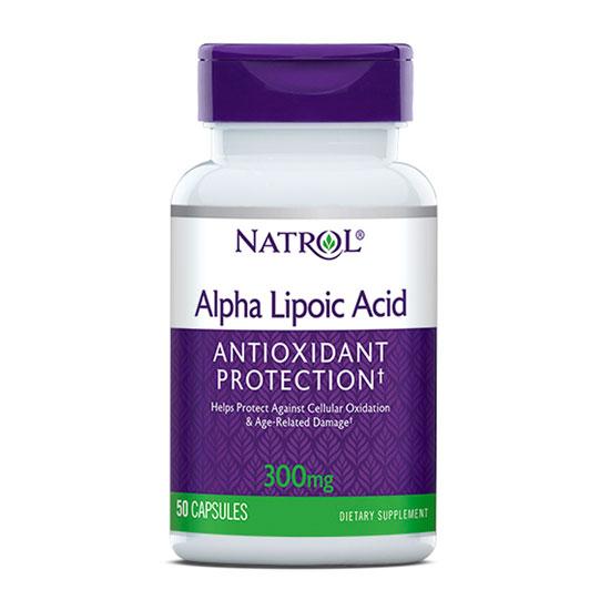 Natrol ALA 300 mg