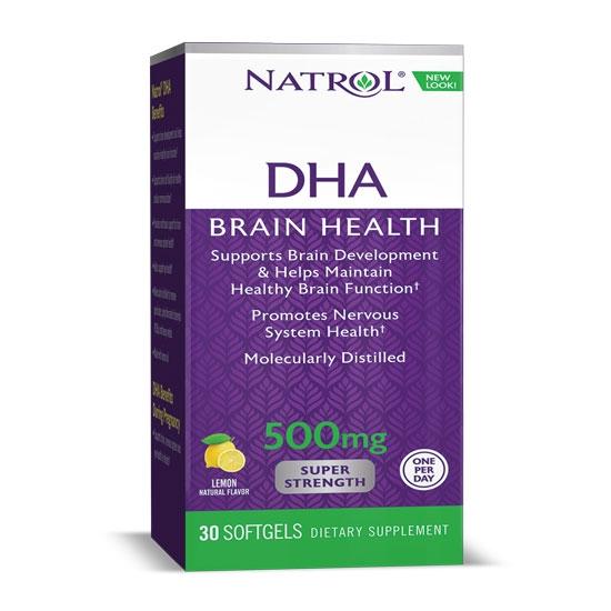 DHA 500 Omega-3