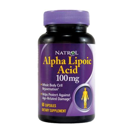 Alfa Lipoična Kiselina 100 mg