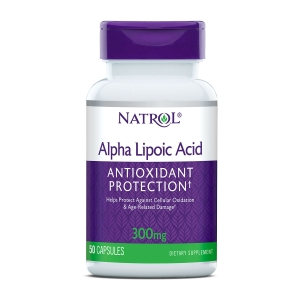 Natrol Alpha Lipoic Acid 300mg