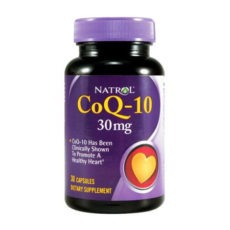 Koenzim Q-10 30 mg