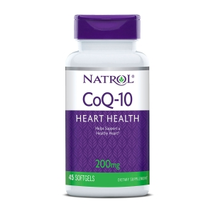 Natrol CoQ-10 200 mg