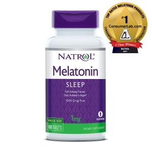 Natrol Melatonin 180 tableta