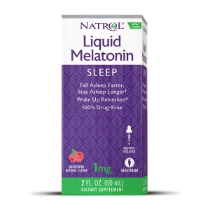 Natrol Melatonin Liquid