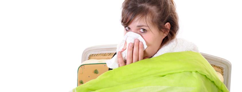 Prehlade i gripa