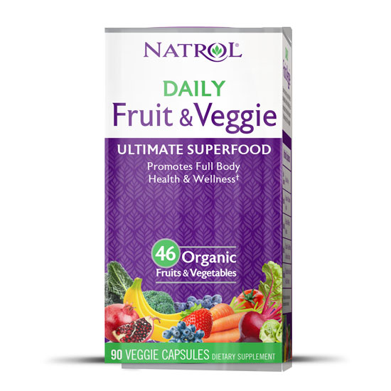 Daily Fruit & Veggie