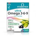 Ultra Omega 3-6-9