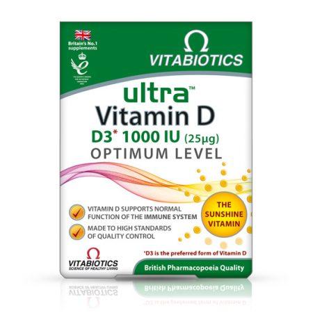 Ultra Vitamin D3