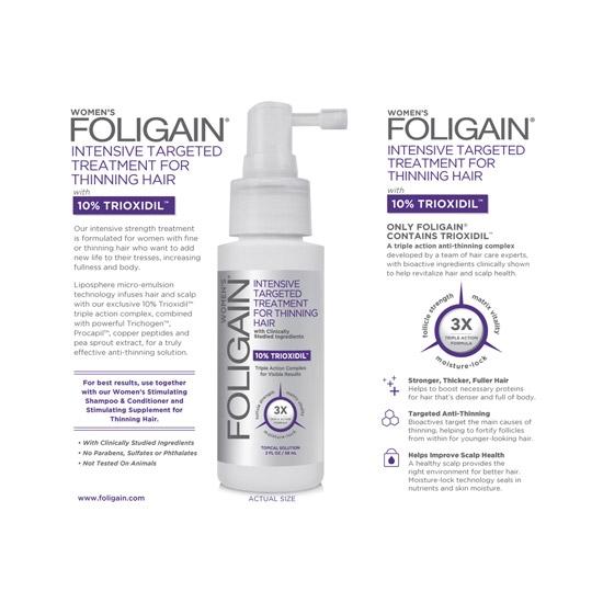 Foligain Trioxidil za žene