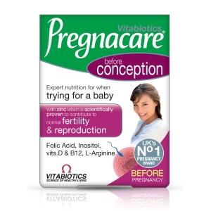 Pregnacare Conception tablete