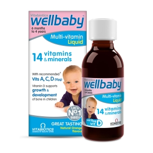 Wellbaby Liquid