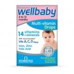Wellbaby Multi-Vitamin kapi