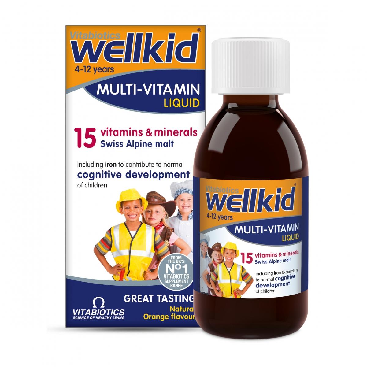 Wellkid Liquid