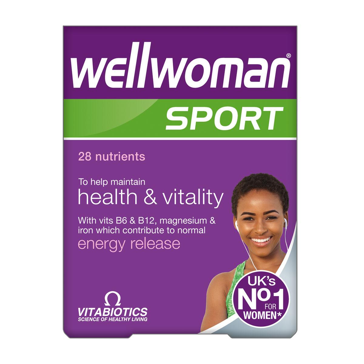 Wellwoman Sport