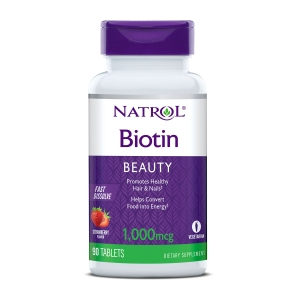 Natrol Biotin 1.000 mcg F/D