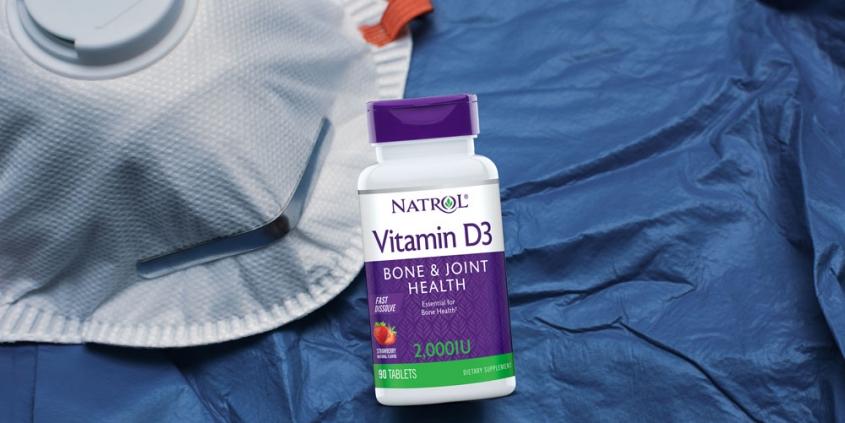 Vitamin D i koronavirus
